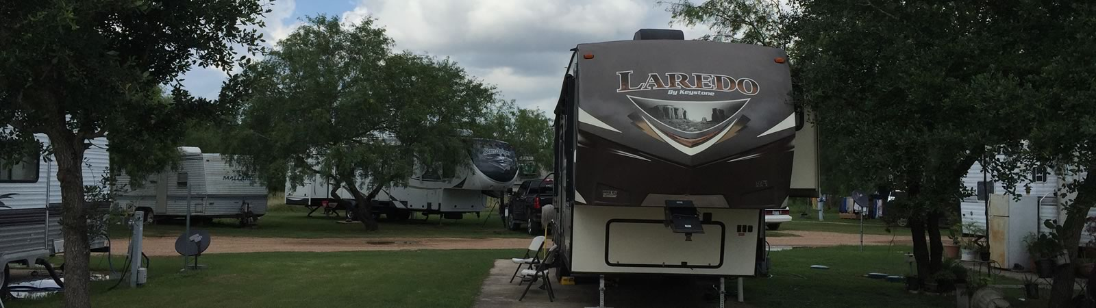 Country Comfort RV Park | Camping near Victoria, TX