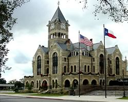 Victoria Texas County Courthouse